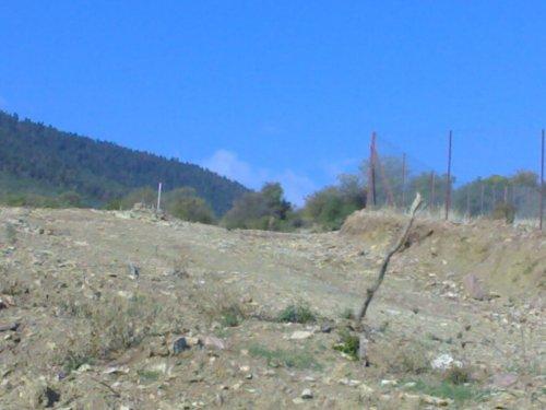 ο δρόμος της επέκτασης στο βουνό είναι ο δρόμος της ερημοποίησης του